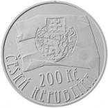 Pamětní mince 200 Kč 2014 legie